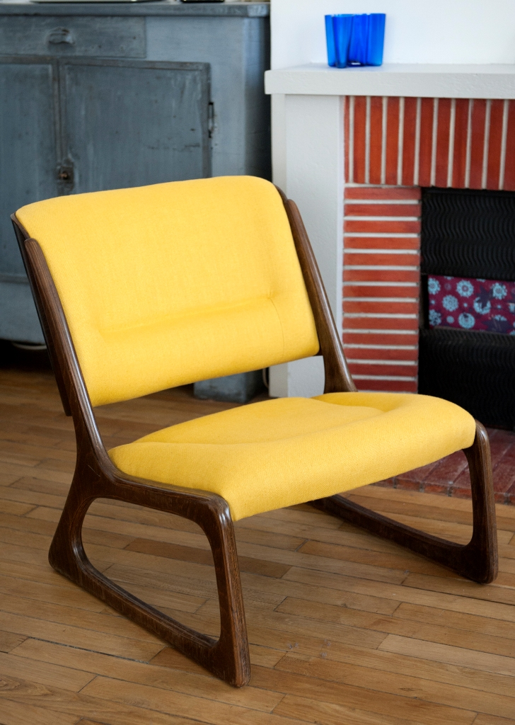fauteuil baumann