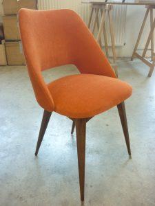chaise année 1950
