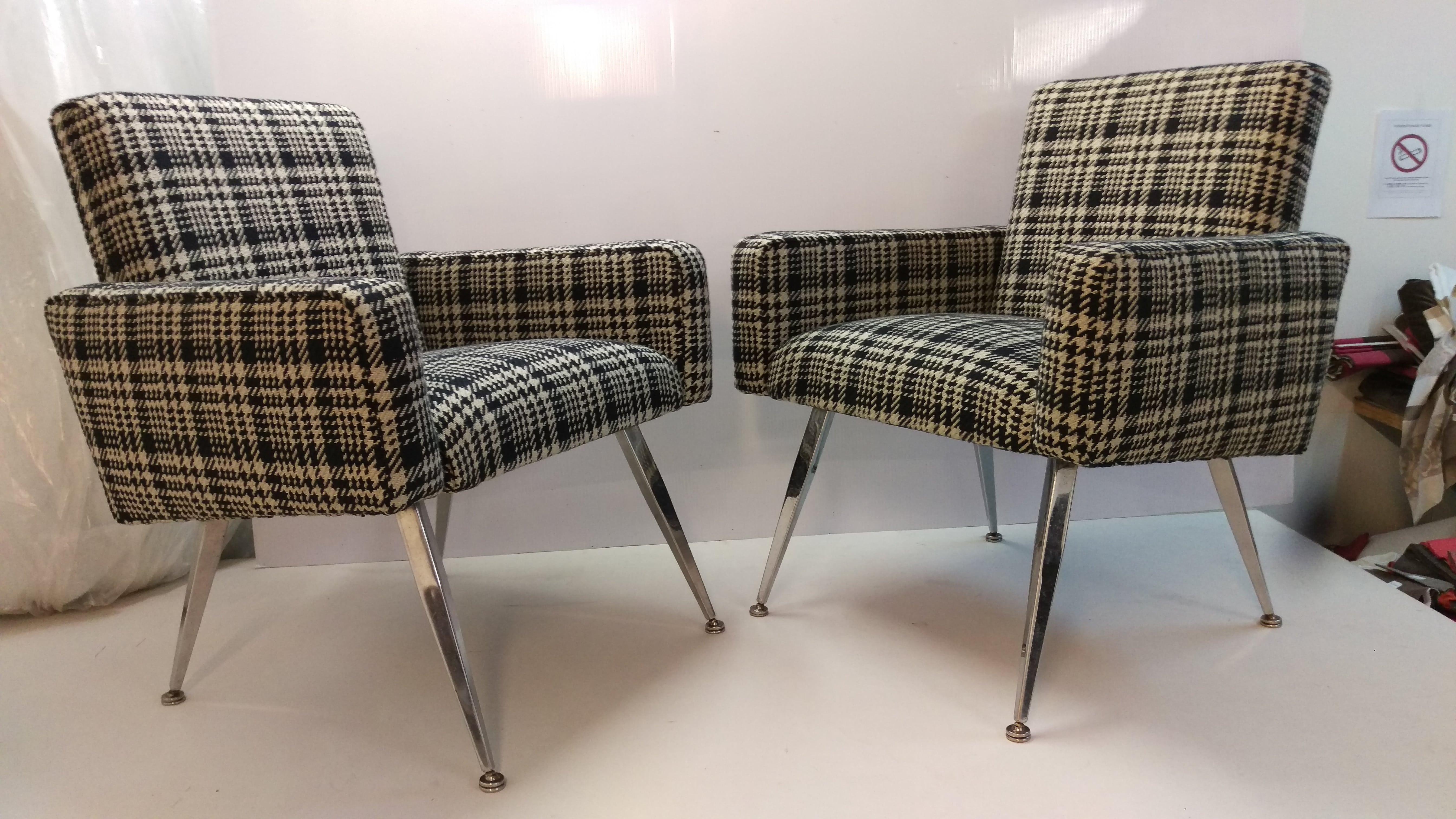 fauteuil année 60