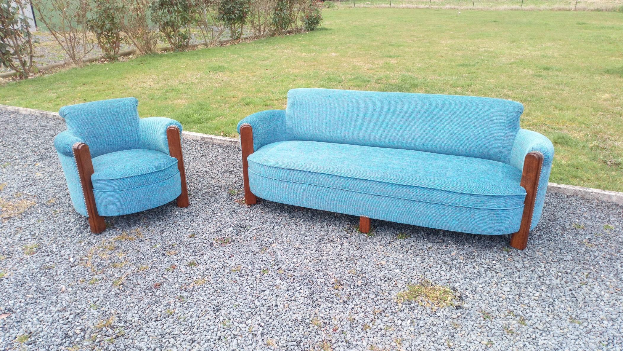 fauteuil & canapé Art Déco