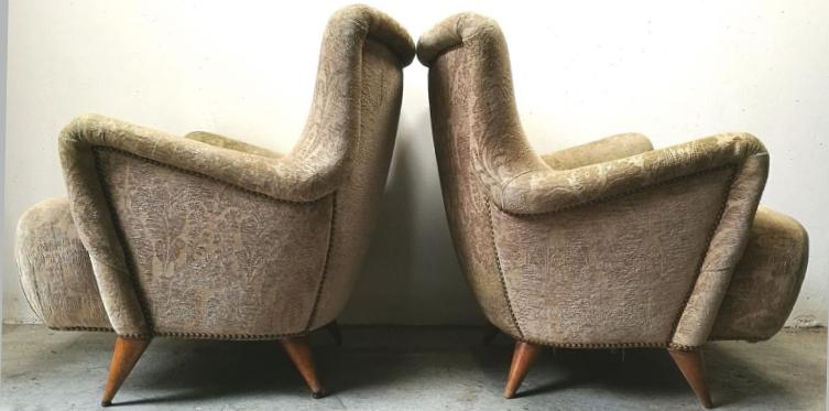 fauteuils charles Ramos
